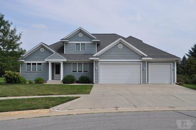 Clear Lake IA Single Family Home For Sale: $399,000