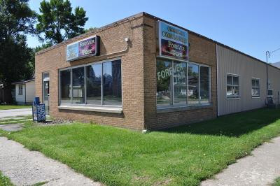Clear Lake Commercial For Sale: 313 N 8th Street