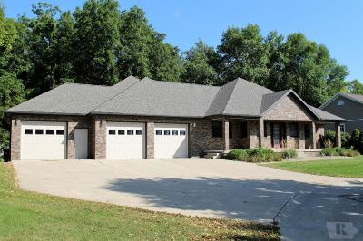 Clear Lake Single Family Home For Sale: 15333 Bayside Court