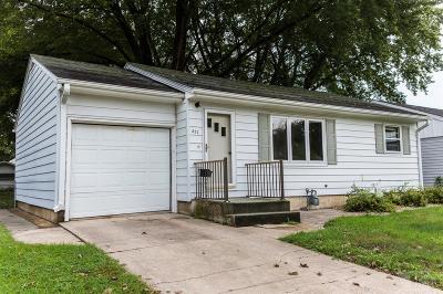 Mason City Single Family Home For Sale: 825 7th Street SE