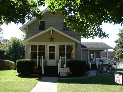 Clear Lake Single Family Home For Sale: 1509 Main Avenue