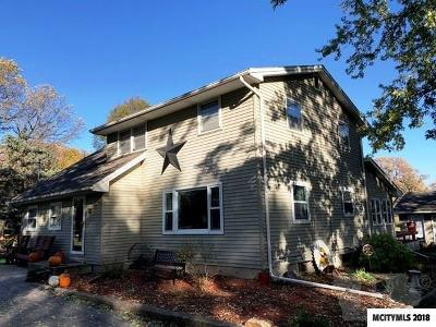 Mason City Single Family Home For Sale: 1507 Plymouth Road