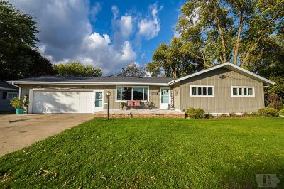 Clear Lake Single Family Home For Sale: 608 N Shore Drive