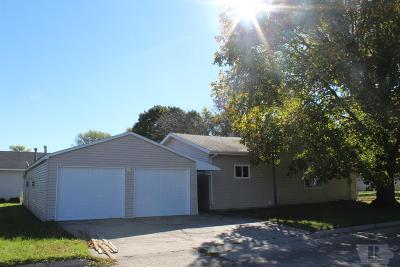 Garner Single Family Home For Sale: 590 W 5th Street