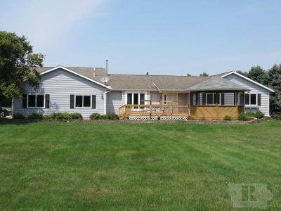 Mason City Single Family Home For Sale: 2037 12th Street NE