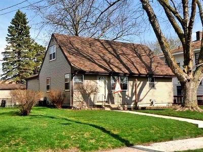 Mason City Single Family Home For Sale: 1621 S Delaware