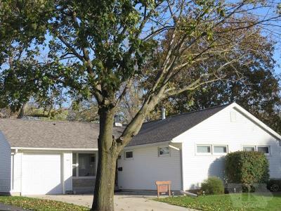 Mason City Single Family Home For Sale: 1413 N Carolina Place