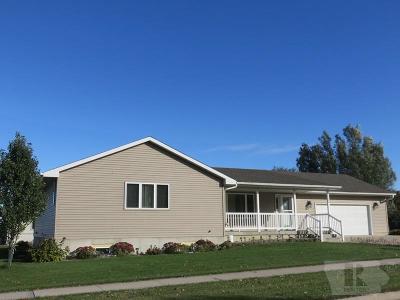 Mason City Single Family Home For Sale: 1113 Limestone Drive