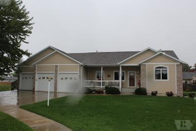 Garner Single Family Home For Sale: 965 Stonehenge Court