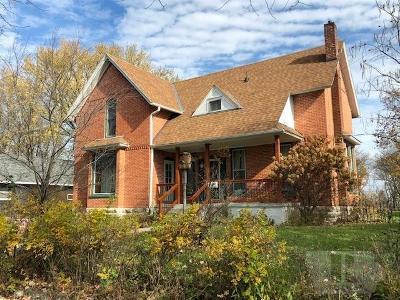Mason City Single Family Home For Sale: 413 S Carolina Avenue