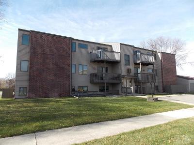 Mason City Condo/Townhouse For Sale: 600 Briarstone Drive #A-6