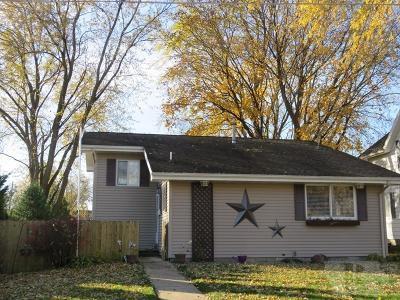 Mason City Single Family Home For Sale: 917 7th Street SE