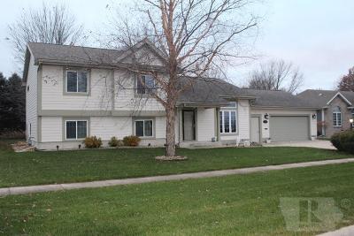 Garner Single Family Home For Sale: 745 Cobblestone Drive