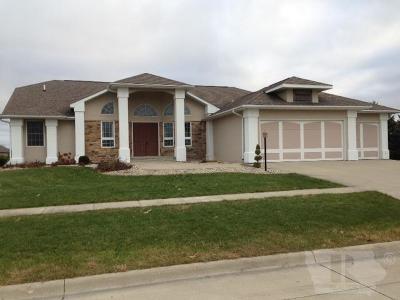 Garner Single Family Home For Sale: 995 Cobblestone Lane