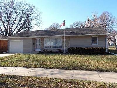 Mason City Single Family Home For Sale: 1308 N Hampshire Avenue