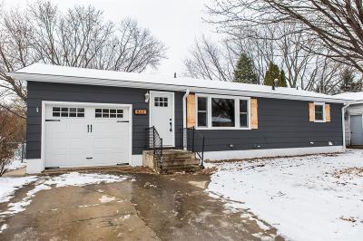 Mason City Single Family Home For Sale: 642 S Fillmore Avenue
