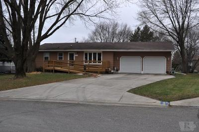 Clear Lake IA Single Family Home For Sale: $209,900