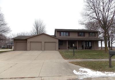 Mason City Single Family Home For Sale: 351 N Missouri Avenue