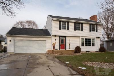 Mason City Single Family Home For Sale: 30 Kentucky Ct