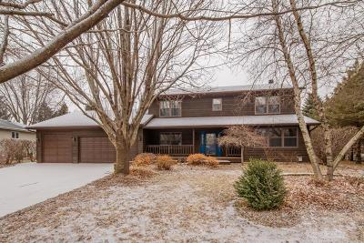 Mason City Single Family Home For Sale: 6 College Circle
