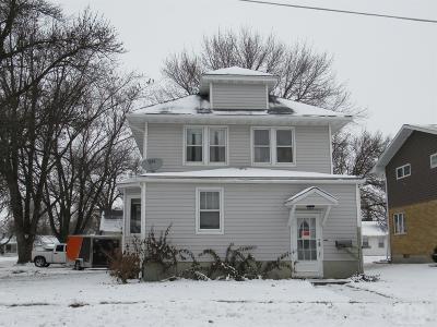 Britt Single Family Home For Sale: 316 1st Street SE