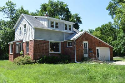 Mason City Single Family Home For Sale: 316 N Taylor Avenue