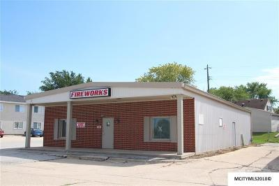 Mason City Commercial For Sale: 153 19th Street SW
