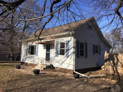 Clear Lake Single Family Home Active-Contingent: 5216 S Shore Drive
