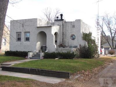 Mason City Single Family Home For Sale: 1217 N Monroe Avenue