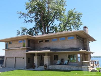 Clear Lake Single Family Home For Sale: 2401 N Shore Drive