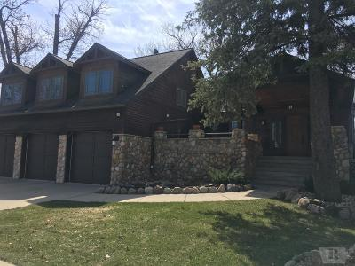 Clear Lake Single Family Home For Sale: 721 N Shore Drive