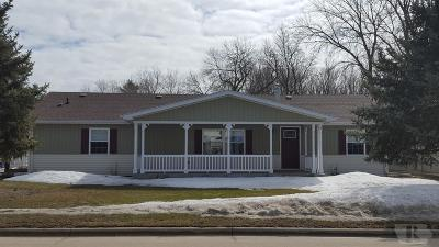 Clear Lake Single Family Home For Sale: 1700 S Shore Drive