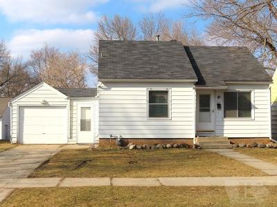 Mason City Single Family Home For Sale: 318 20th SE