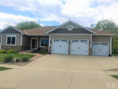 Clear Lake Single Family Home For Sale: 1105 S 10th Place