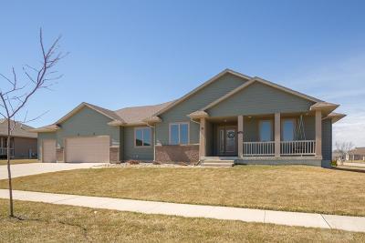 Mason City Single Family Home For Sale: 1500 Jade Court