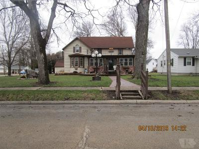 Britt Single Family Home For Sale: 166 1st Street SW