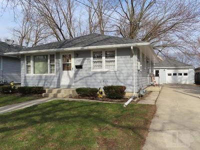 Mason City Single Family Home For Sale: 1427 N Monroe