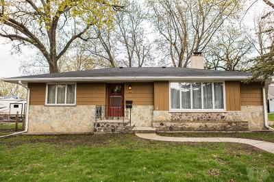 Clear Lake Single Family Home For Sale: 909 Main Ave