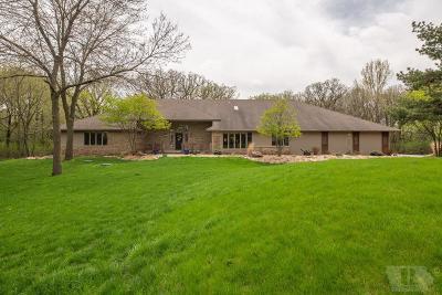 Mason City Single Family Home For Sale: 45 Oak Run Drive