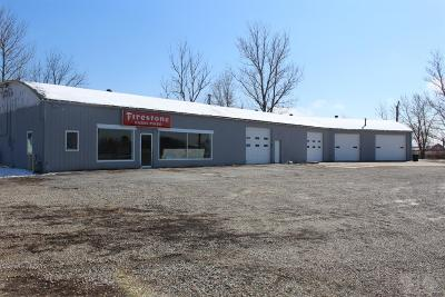 Forest City Commercial For Sale: 1115 Highway 69 S