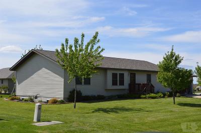Rockwell Single Family Home For Auction: 531 N Oak Street