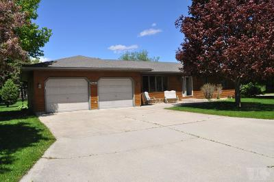 Clear Lake Single Family Home Active-Contingent: 2210 14th Place N