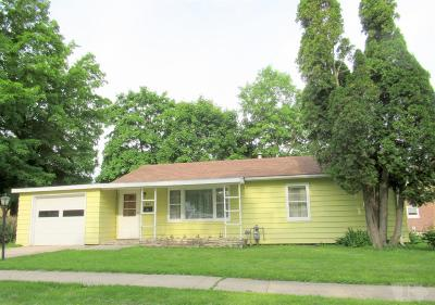 Forest City Single Family Home For Sale: 316 S 7th Street
