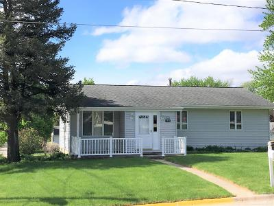 Clear Lake Single Family Home Active-Contingent: 1909 1st Avenue N