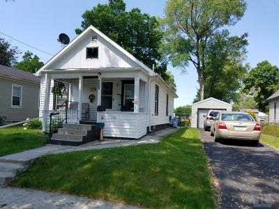 Mason City Single Family Home For Sale: 1526 N Pennsylvania Avenue