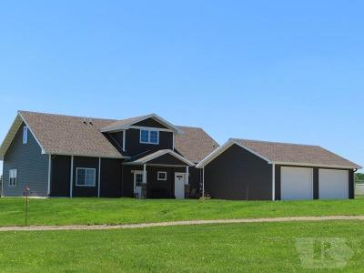 Clear Lake Single Family Home For Sale: 2508 S 32nd Street