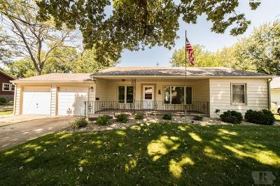 Clear Lake Single Family Home For Sale: 1300 2nd Street NE