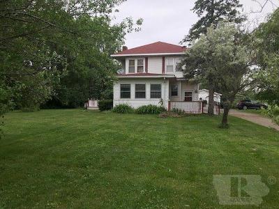 Clear Lake Single Family Home For Sale: 3610 Main Avenue
