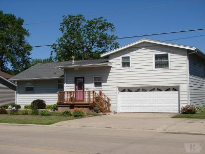Clear Lake Single Family Home For Sale: 4666 N Shore Drive