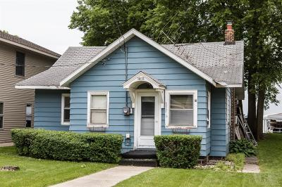 Clear Lake Single Family Home For Sale: 1411 S Lakeview Drive